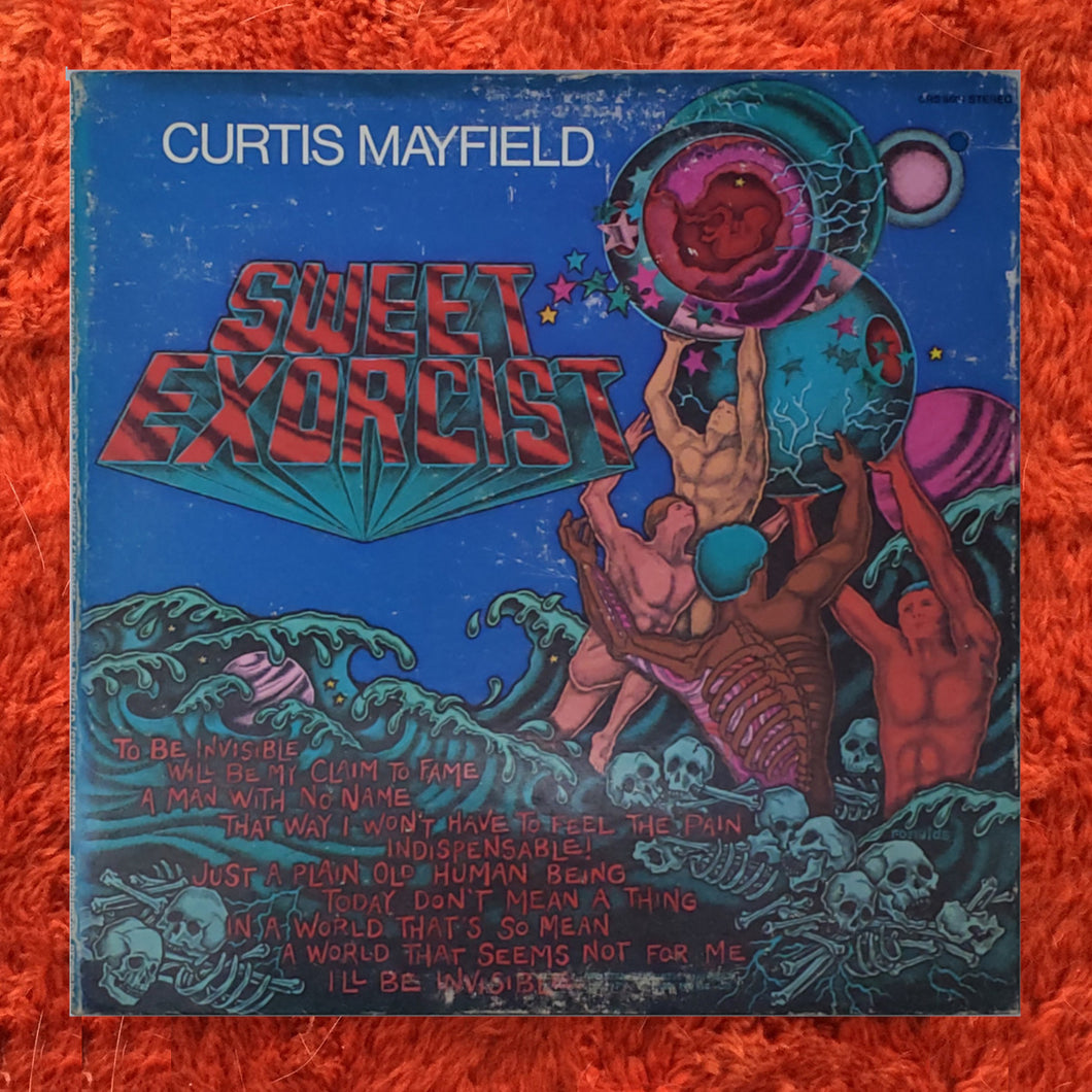 (mayfield, curtis) | Curtis Mayfield [Sweet Exorcist] US Promo Original