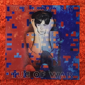 (mccartney, paul) | Paul McCartney [Tug Of War] UK Original
