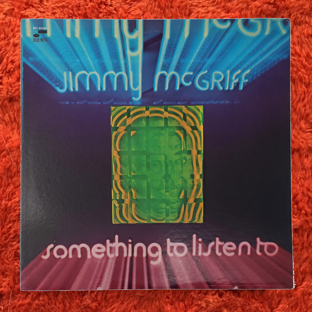 (mcgriff, jimmy) | Jimmy McGriff [Something To Listen To] US Promo Original