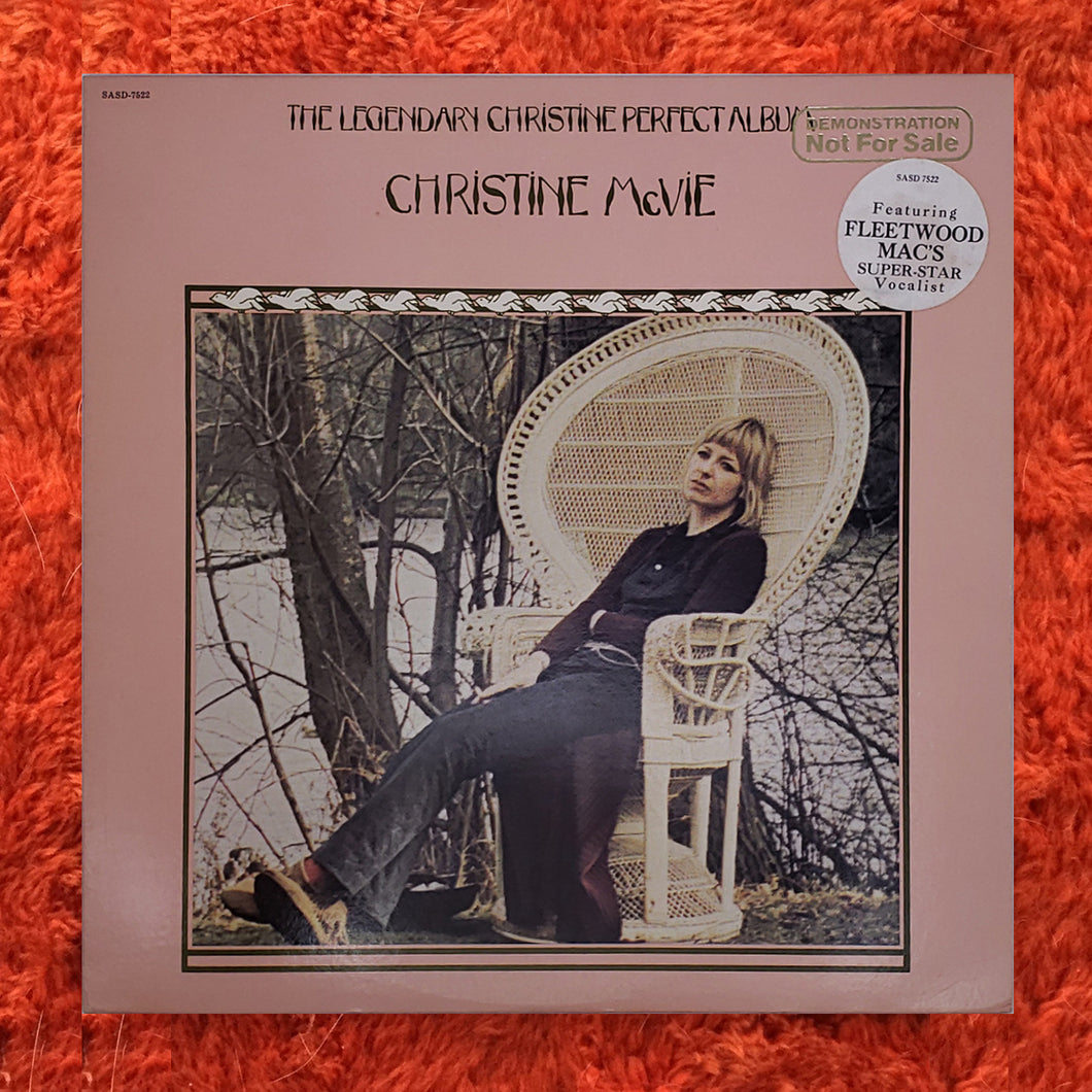 (mcvie, christine) | Christine McVie [The Legendary Christine Perfect Album] US Promo