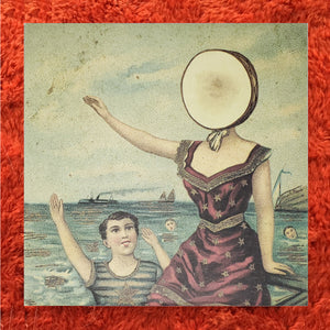 (neutral milk hotel) | Neutral Milk Hotel [In The Aeroplane Over The Sea] 1998 2nd Pressing