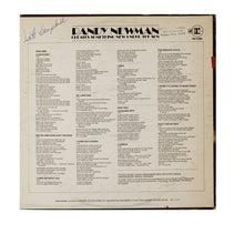 Load image into Gallery viewer, (newman, randy) | Randy Newman [Randy Newman] White Label Promo
