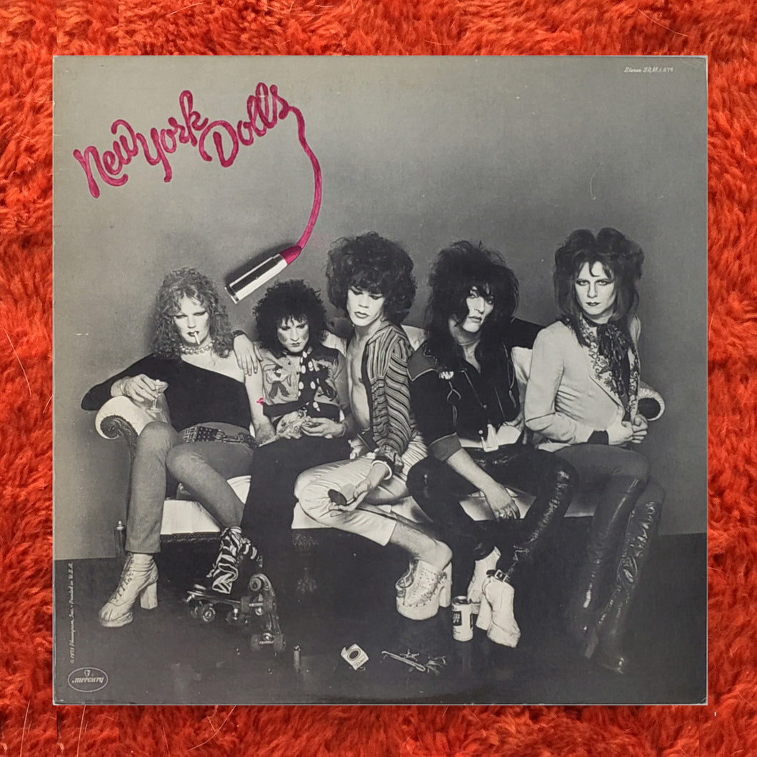 (new york dolls) | New York Dolls [New York Dolls] US Original