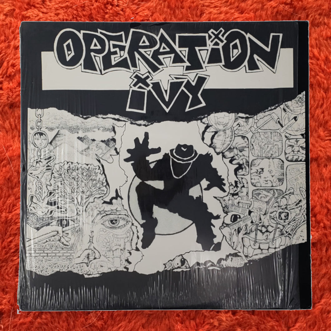 (operation ivy) | Operation Ivy [Energy] '90s Lookout Press