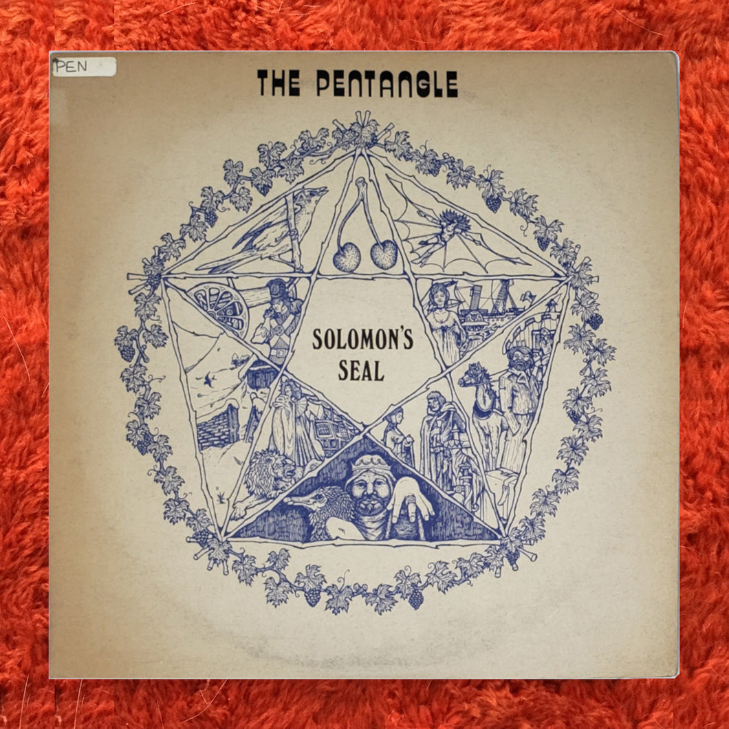 (pentangle) | Pentangle [Solomon's Seal] White Label Promo