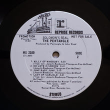 Load image into Gallery viewer, (pentangle) | Pentangle [Solomon's Seal] White Label Promo