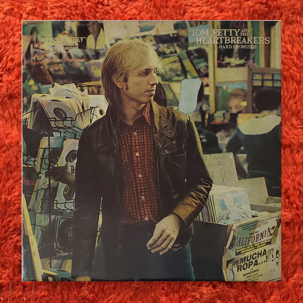 (petty, tom) | Tom Petty and the Heartbreakers [Hard Promises] US Promo Original