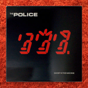 (police) | The Police [Ghost In The Machine] UK Original