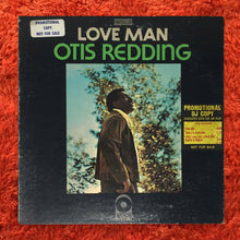 Load image into Gallery viewer, (redding, otis) | Otis Redding [Love Man] White Label Promo