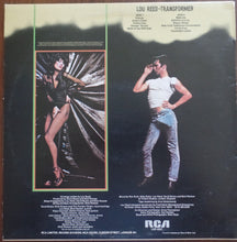 Load image into Gallery viewer, (reed, lou) | Lou Reed [Transformer] UK Original
