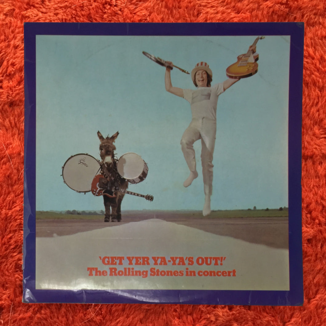 (rolling stones) | The Rolling Stones [Get Yer Ya-Ya's Out] UK Original