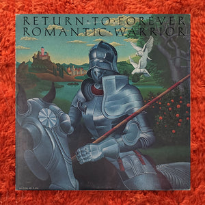 (return to forever) | Return To Forever [Romantic Warrior] White Label Promo