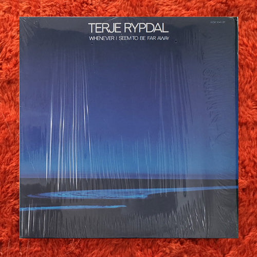 (rypdal, terje) | Terje Rypdal [Whenever I Seem To Be Far Away] German Original