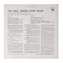 Load image into Gallery viewer, (simon, paul) | Paul Simon [The Paul Simon Song Book] UK Stereo Original