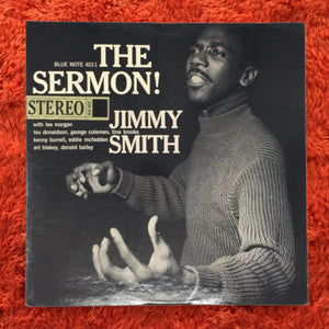 (smith, jimmy) | Jimmy Smith [The Sermon!] Stereo Original