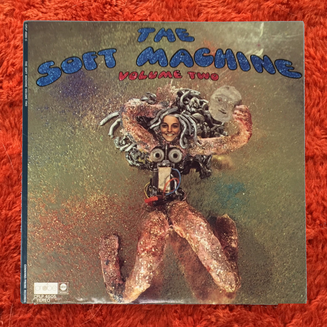 (soft machine) | Soft Machine [Volume Two] Early US Press