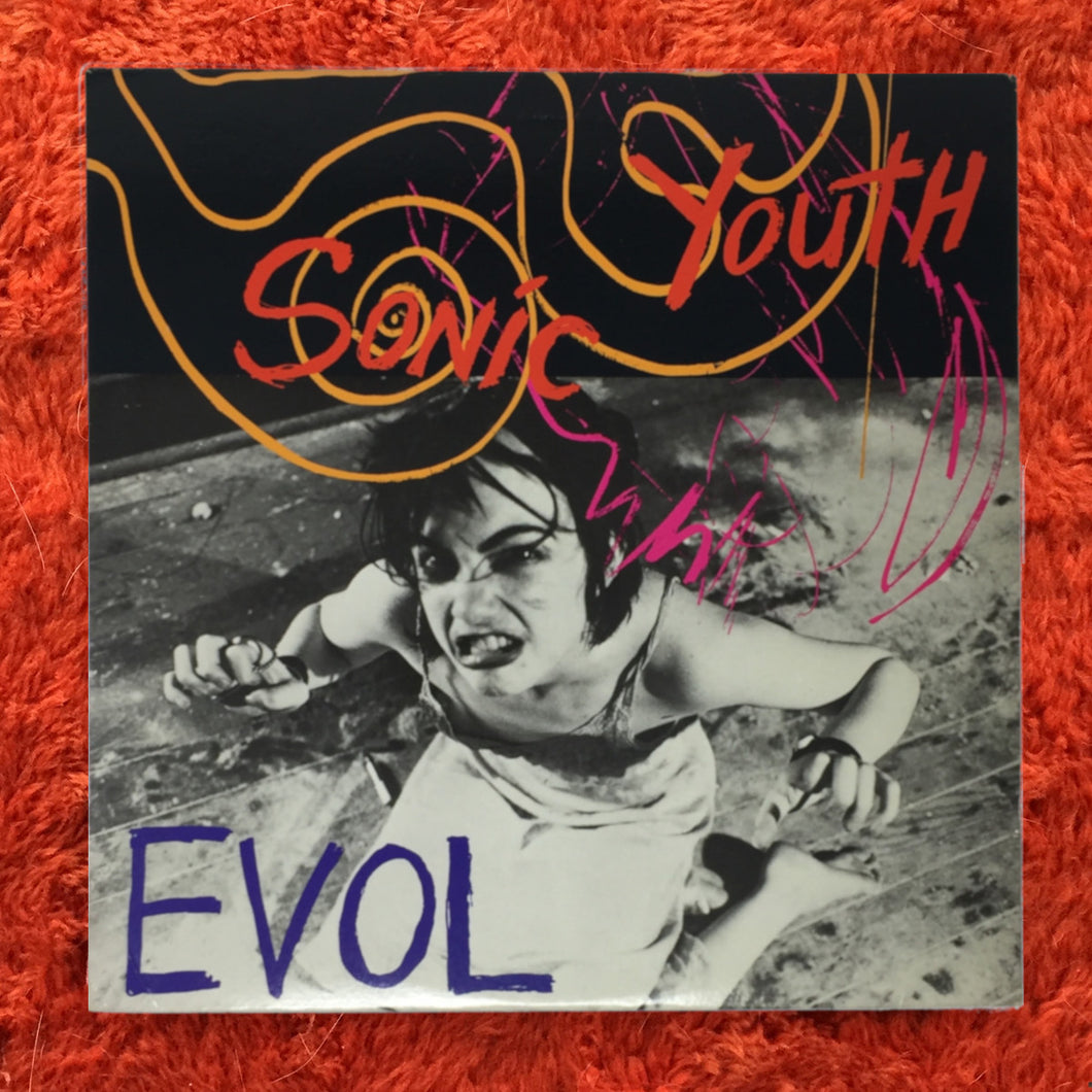 (sonic youth) | Sonic Youth [EVOL] US Original