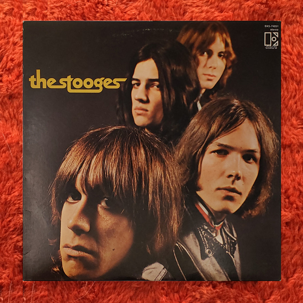 (stooges) | The Stooges [The Stooges] 1982 US Pressing