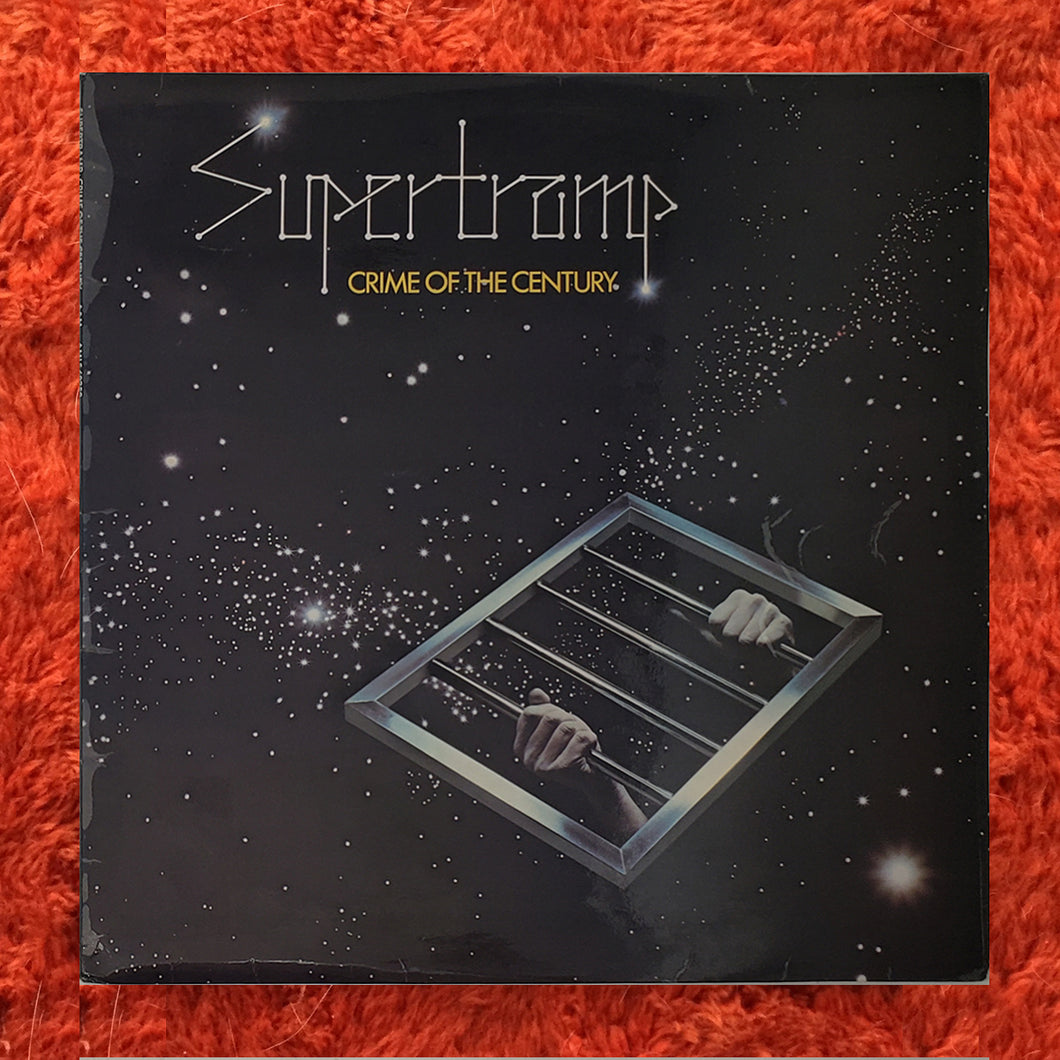 (supertramp) | Supertramp [Crime Of The Century] UK Original
