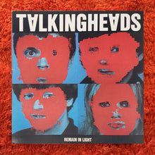 Load image into Gallery viewer, (talking heads) | Talking Heads [Remain In Light] US Original