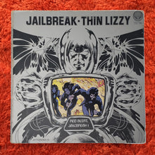 Load image into Gallery viewer, (thin lizzy) | Thin Lizzy [Jailbreak] UK Original