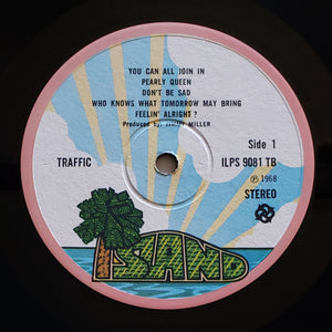 (traffic) | Traffic [Traffic] 1970 UK Pressing