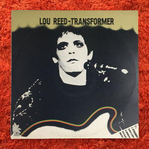 (reed, lou) | Lou Reed [Transformer] UK Original
