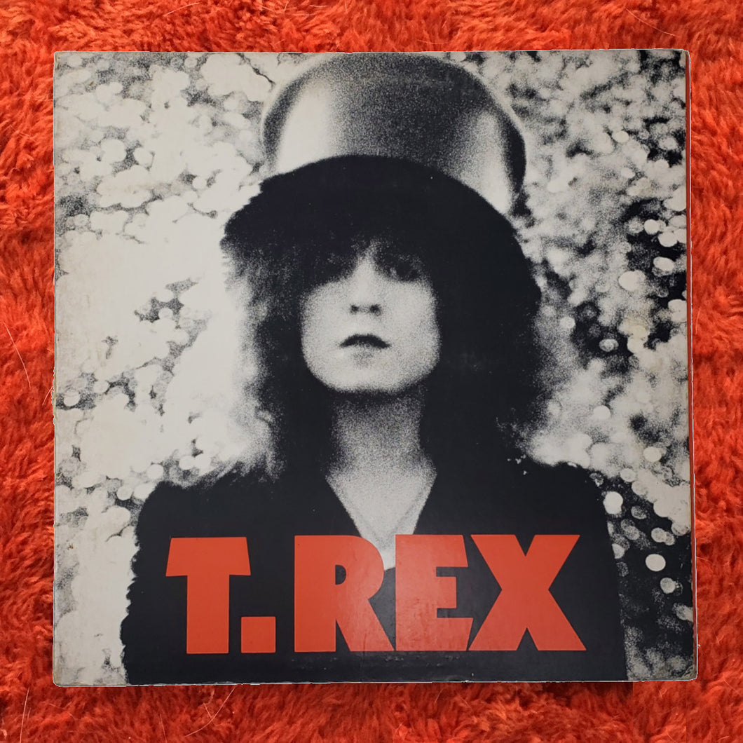 (t. rex) | T. Rex [The Slider] US Original
