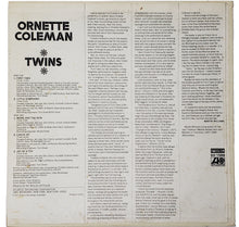 Load image into Gallery viewer, (coleman, ornette) | Ornette Coleman [Twins] Monarch White Label Promo