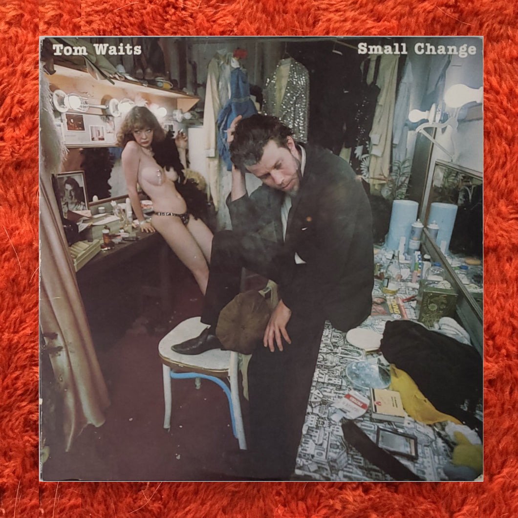 (waits, tom) | Tom Waits [Small Change] White Label Promo