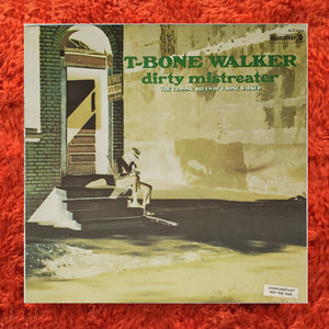 (walker, t-bone) | T-Bone Walker [Dirty Mistreater] White Label Promo