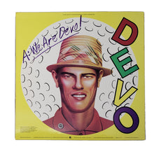 Load image into Gallery viewer, (devo) | Devo [Q: Are We Not Men? A: We Are Devo!] US Promo Original