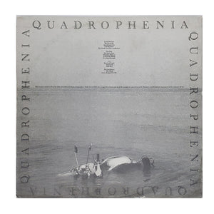 (who) | The Who [Quadrophenia] Early (1973) UK Press