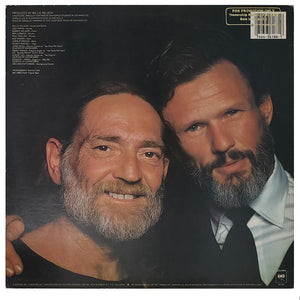 (nelson, willie) | Willie Nelson [Sings Kristofferson] White Label Promo