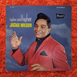 (wilson, jackie) Jackie Wilson [Higher And Higher] US Original