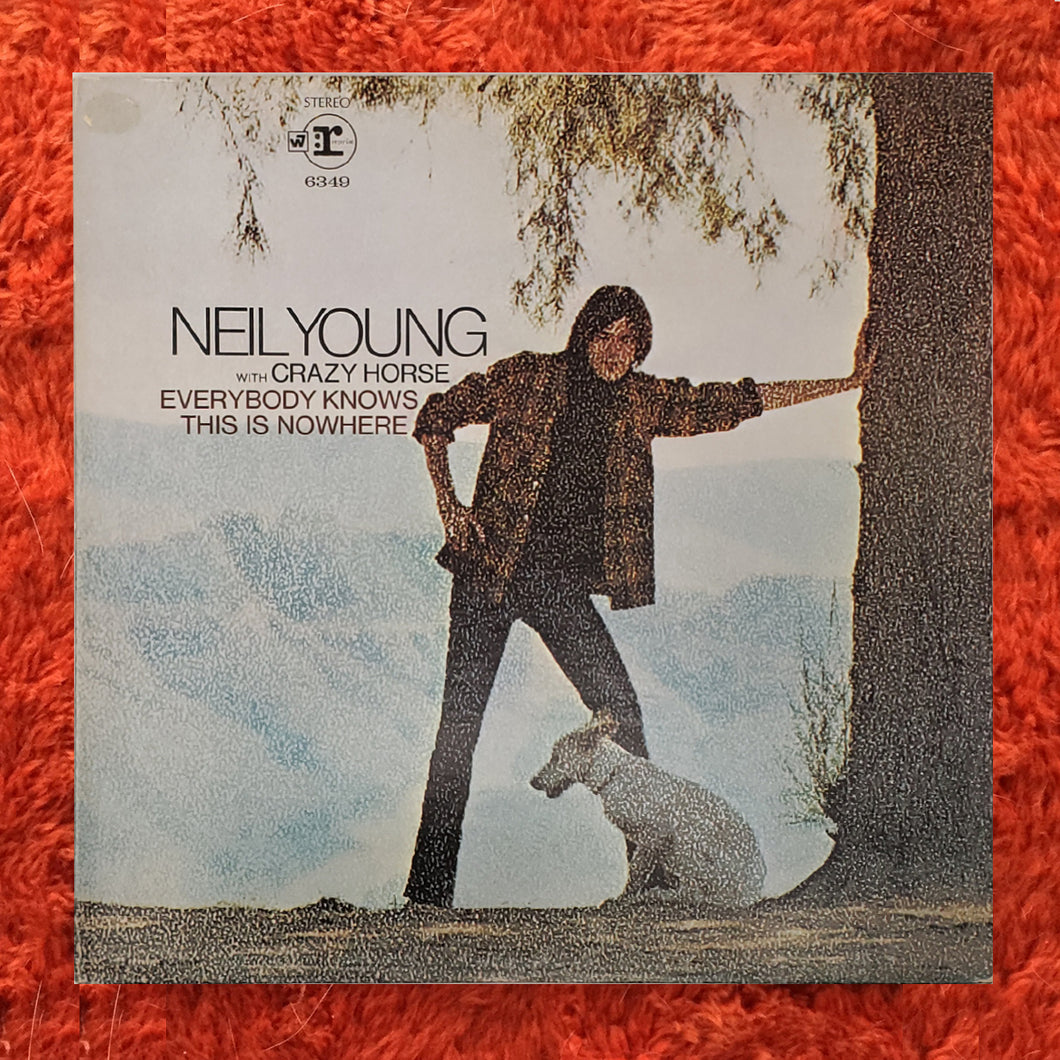 (young, neil) | Neil Young with Crazy Horse [Everybody Knows This Is Nowhere] US Original