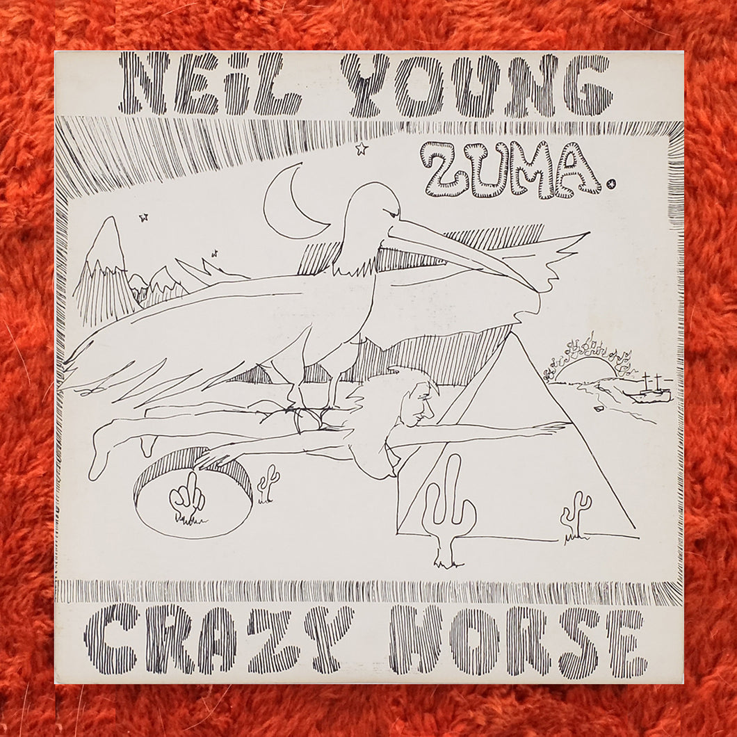 (young, neil) | Neil Young [Zuma] US Original