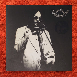 (young, neil) | Neil Young [Tonight's The Night] US Promo Original