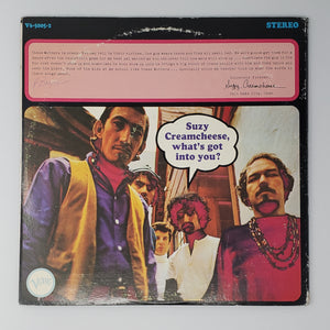 (zappa) | Frank Zappa [Freak Out!] Early Stereo Press