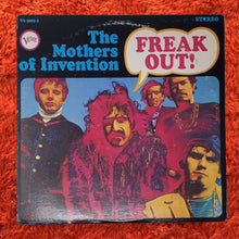 Load image into Gallery viewer, (zappa) | Frank Zappa [Freak Out!] Early Stereo Press