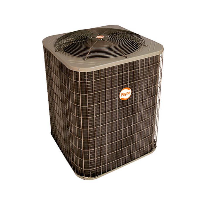 Unidad Condensadora Heat Pump Payne by Carrier 4 Ton R410 14 Seer