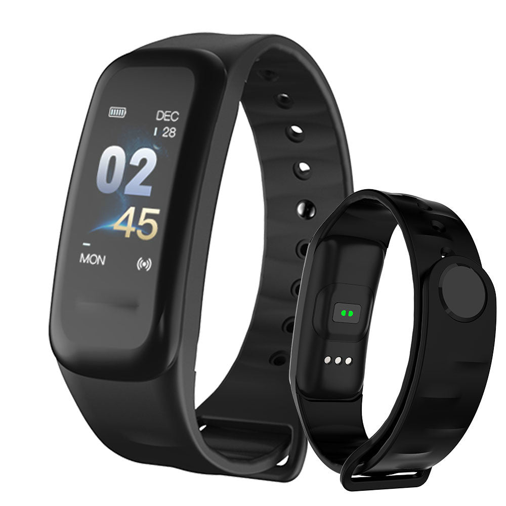 Heart Rate Monitor Fitness Tracker Smart Wristband