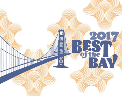 Christina Choi Best of the Bay 2017