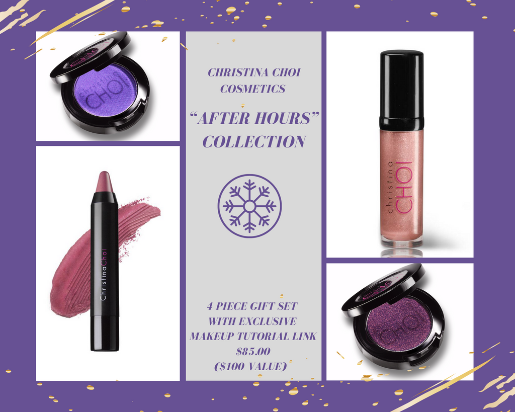 """After Hours"" Playful Plum Collection"