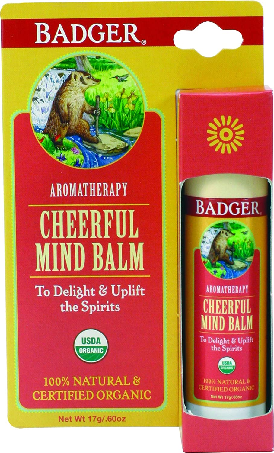 Cheerful Mind Balm 1 x 17g