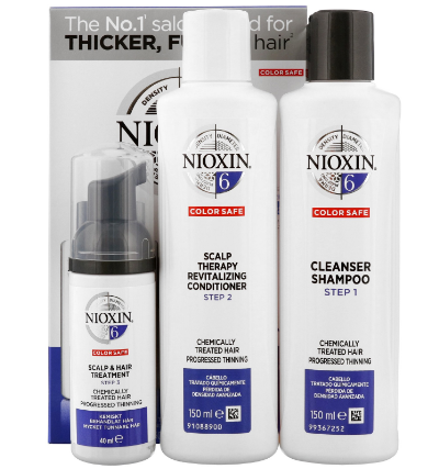 NIOXIN 3-Part System 3 Loyalty Kit for Coloured Hair