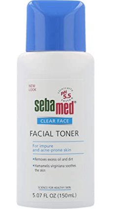 Sebamed Clear Face Deep Cleansing Facial Toner 150ml