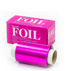 Procare Haircare Pink Premium Colour Hair Aluminum Foil Roll (100mm x 100m)