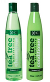XHC Tea Tree Moisturising Shampoo and Conditioner 400ml
