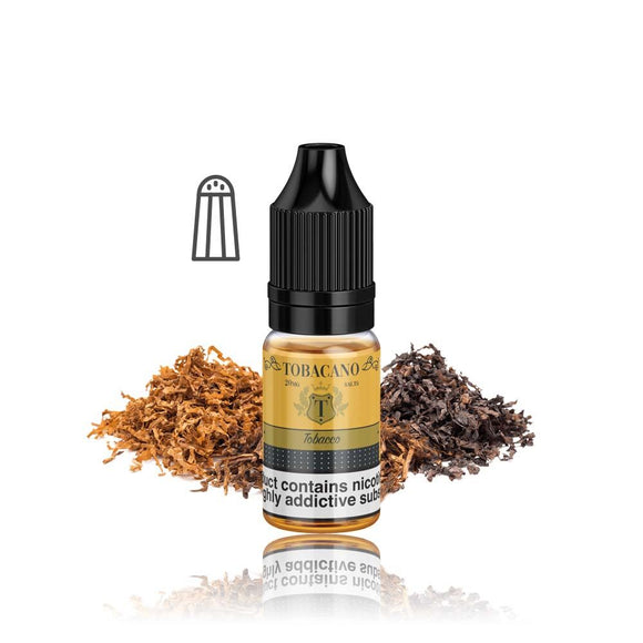 Tobacco Nic Salt 20mg - Concentrates Warehouse E-Liquids Manufacturer, Wholesaler, Retailer & OEM Supplier.